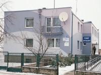 Ośrodek Zdrowia. Szynkielów 2008 r. Fot. Andrzej Marek Urbaniak