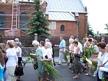 Boże Ciało. Szynkielów. 7.06.2007 r.