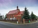 Odbudowa kościoła. Szynkielów 20.07.2007 r.