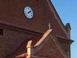 Odbudowa kościała. Szynkielów. 11.05.2007 r.