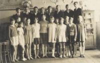 Uczniowie rocznik 1955