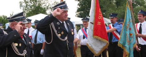 Uroczystość 90-cio lecia Ochotniczej Straży Pożarnej w Szynkielowie