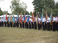 Uroczystość 90-cia lecia Ochotniczej Straży Pożarnej w Szynkielowie