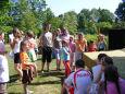 Dzień Dziecka. Fotoreportaż. 1.06.2008 r. Szynkielów