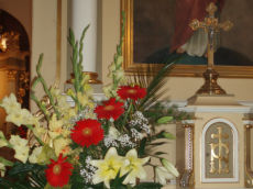 Odpust parafii NNMP