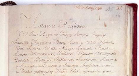 Rocznica Konstytucji 3 Maja